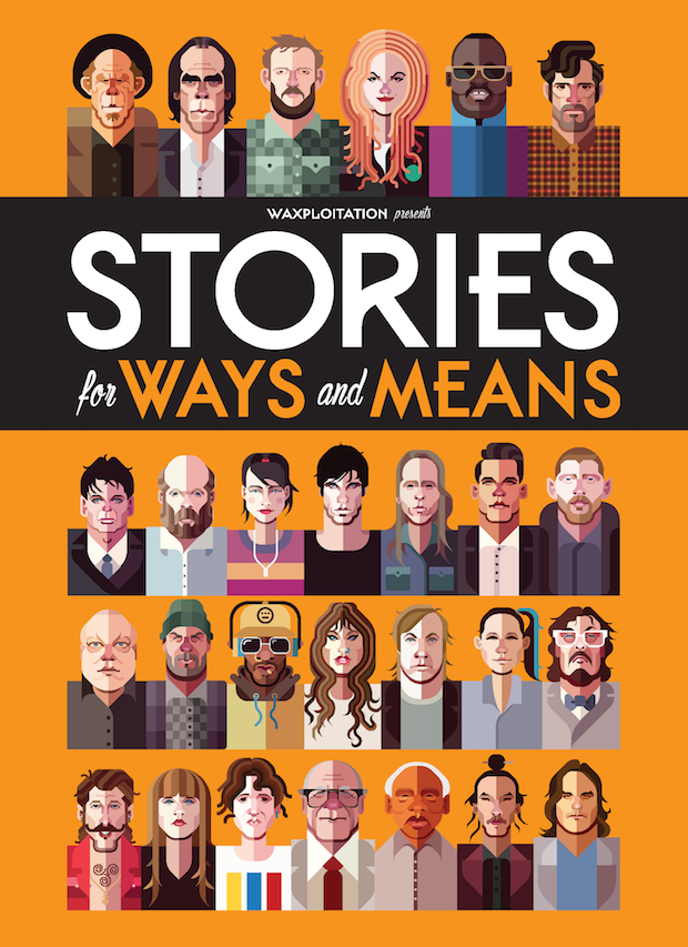 Stories for ways & means: original 'grown up' children's storys