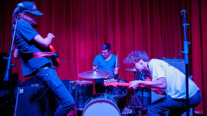 These rockers from Belgium will make you wanna dance! MOAR – I WANNAHORSE