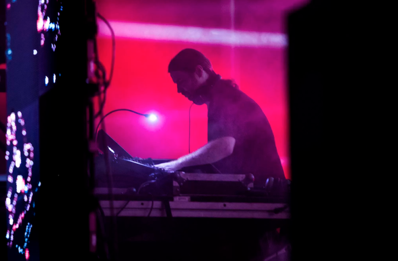 Aphex Twin shares new hypnoticsong