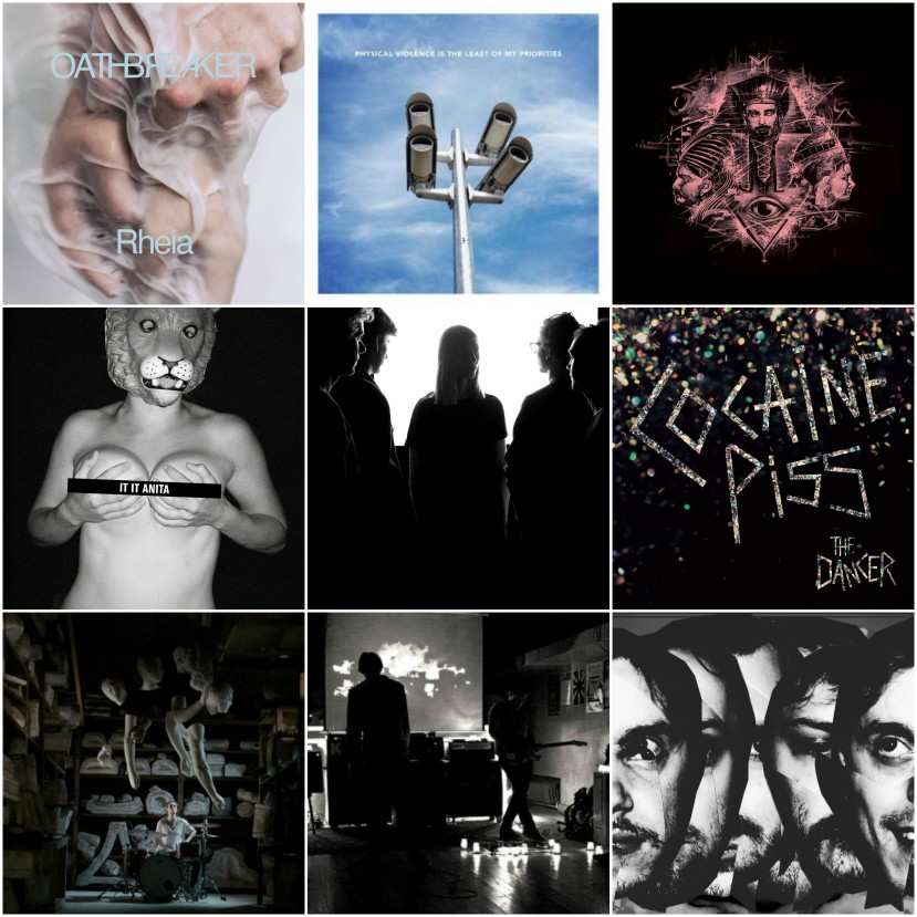 The Best Belgian Noise-Rock of 2016