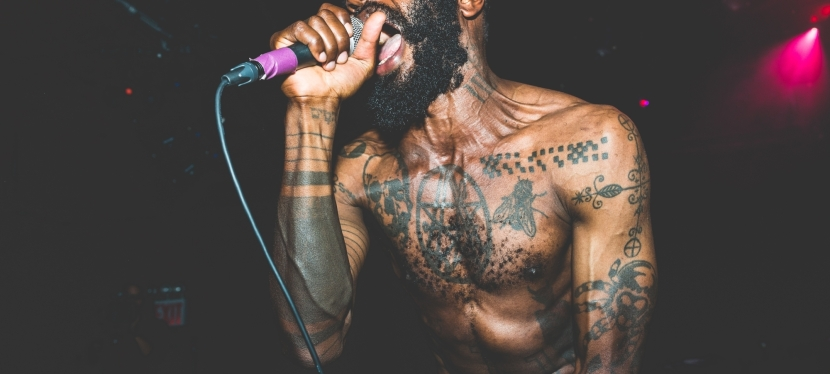 Death Grips – Spikes
