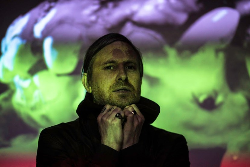 World Eater By Blanck Mass out on March 3