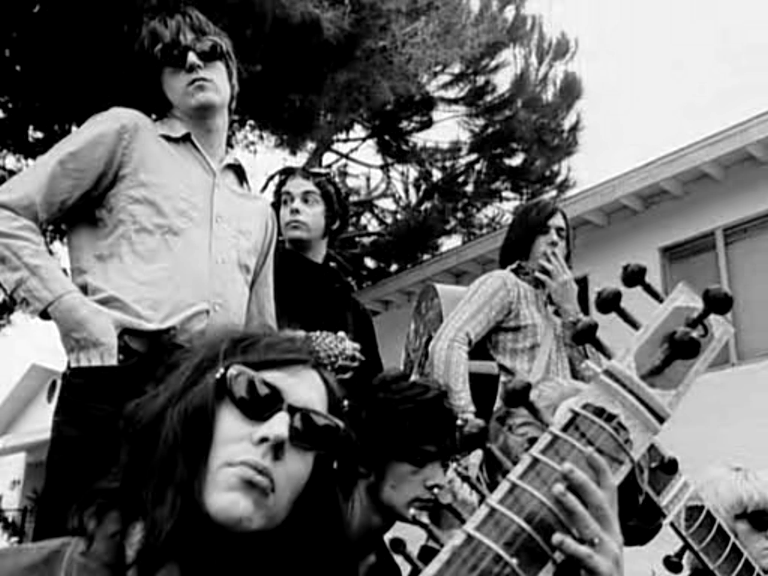 Psychedelic vocals and bass on Fact 67, the new Brian JonestownMassacre