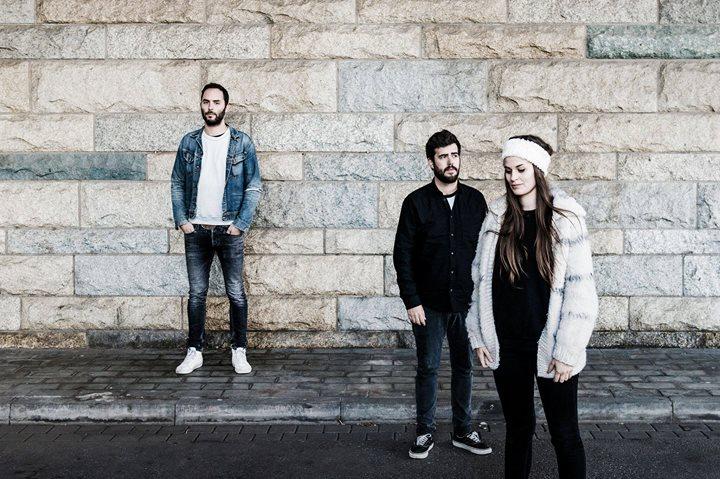 Belgium band Brutus releasesawesomeness