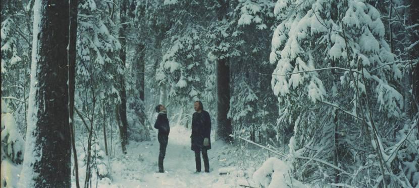 Swedish electronica Gidge sounds like winter onLNLNN.