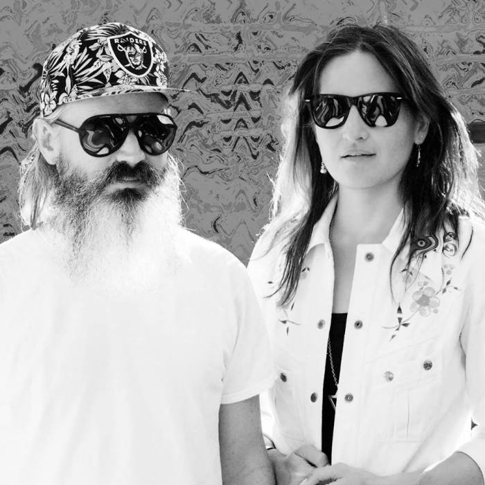 Psychedelic Video for Cold Fear by MoonDuo