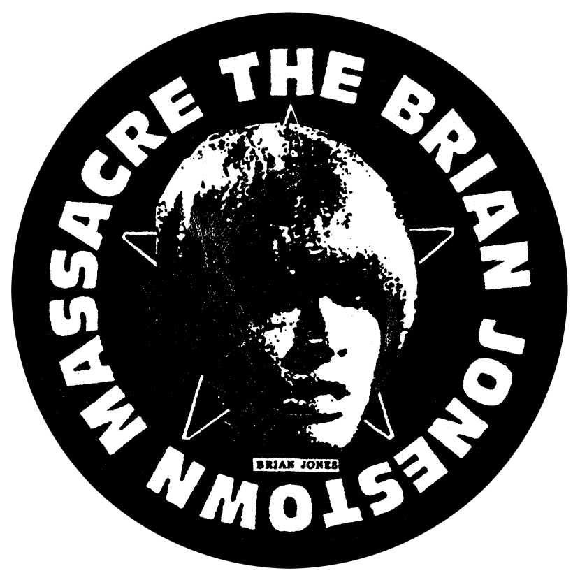 Don't get lost in The Brian JonestownMassacre