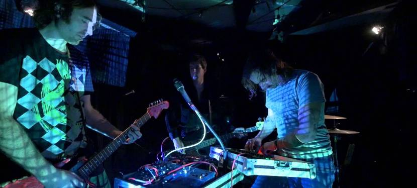 A Place To Bury Strangers on our first 100days