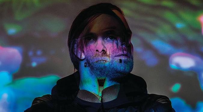Stream the new Blanck Mass album through NPR