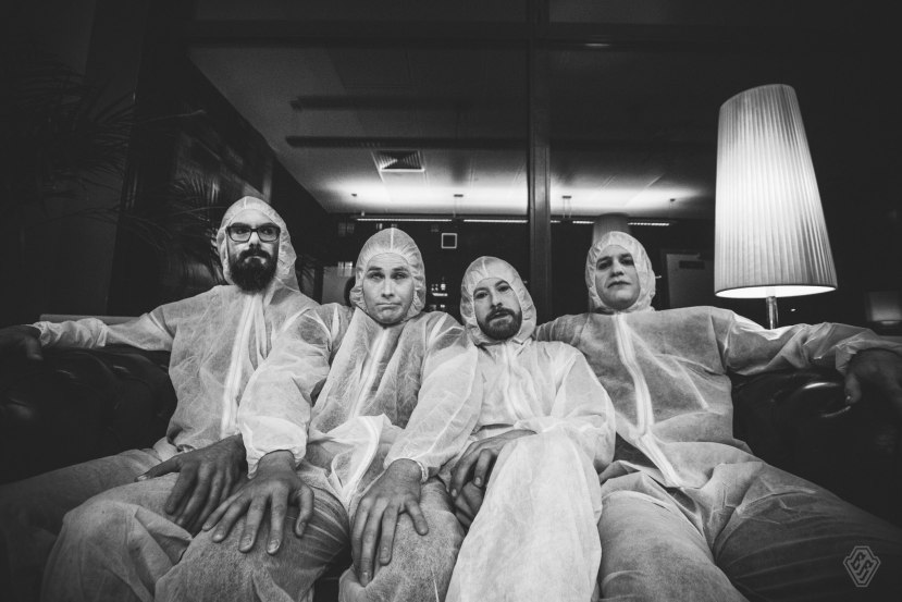 New track by Belgium's kraut infused psych sludge rock bandElefant