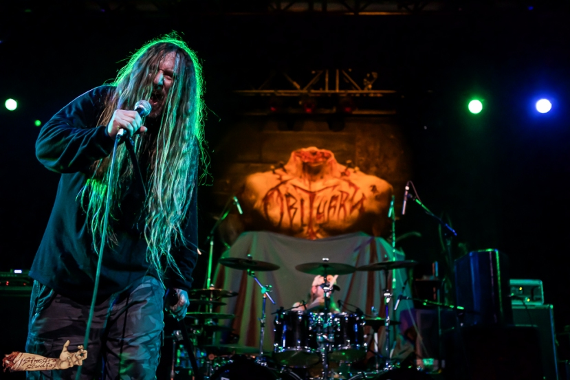 Listen to oldschool Obituary Turned tostone