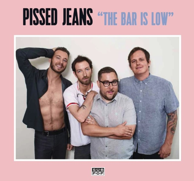 VIDEO: Pissed Jeans – The bar is low