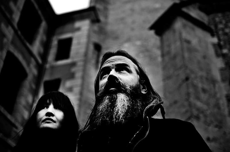 New music and video by Moon Duo