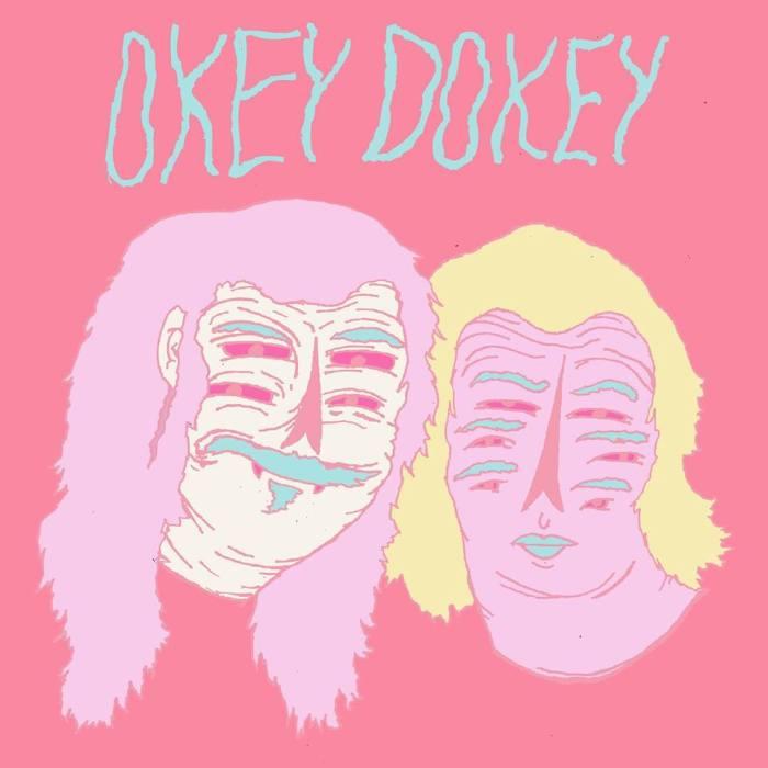 Fuzzy Psych pop Okey Dokey releases nice summervibes