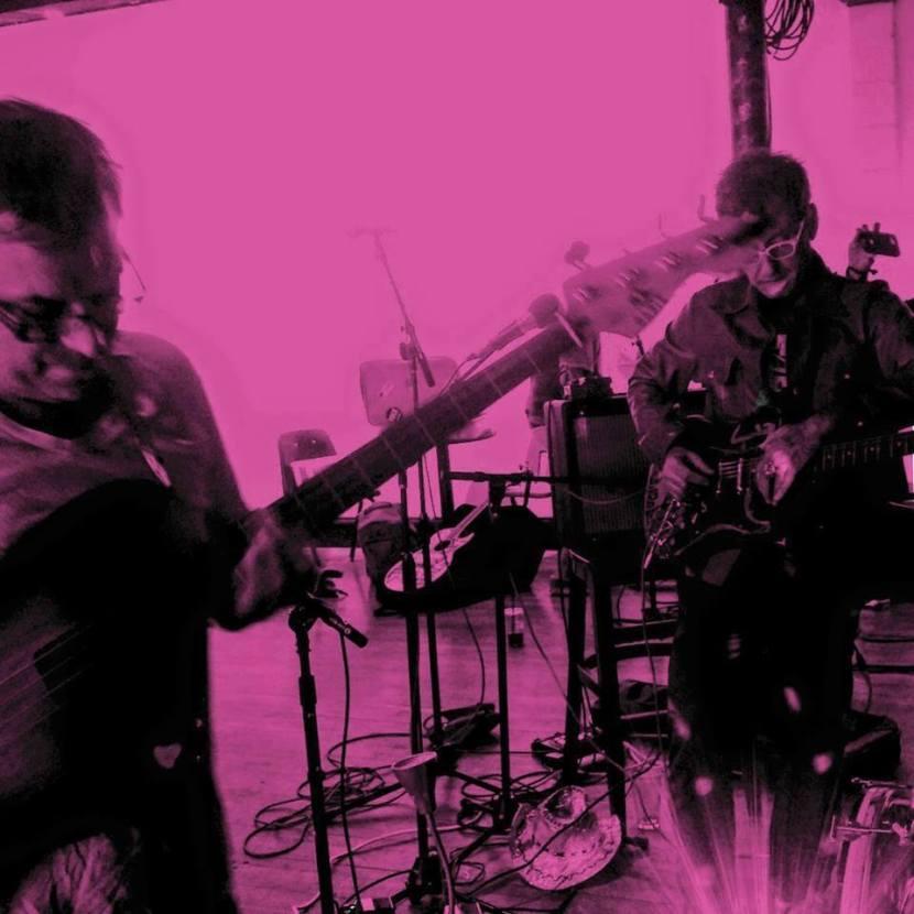 Dreamy psychedelic album Góst Rock bySkyjelly
