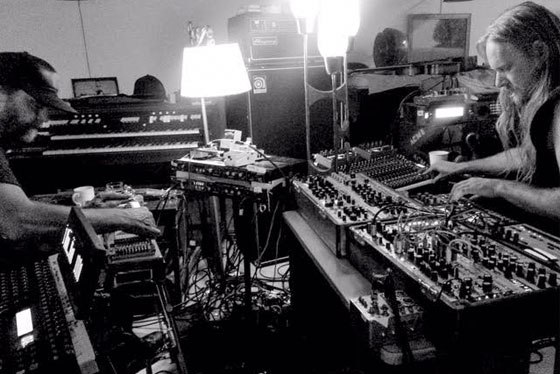 Daniel Lanois and Venetian snares team up for a full album