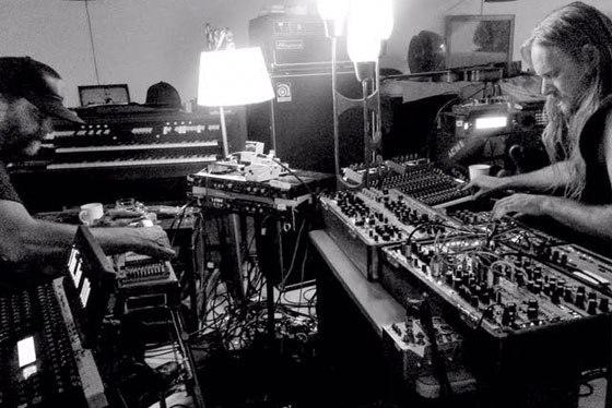 Daniel Lanois and Venetian snares team up for a fullalbum