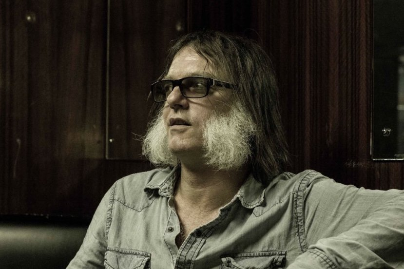 Anton Newcombe makes art everyday