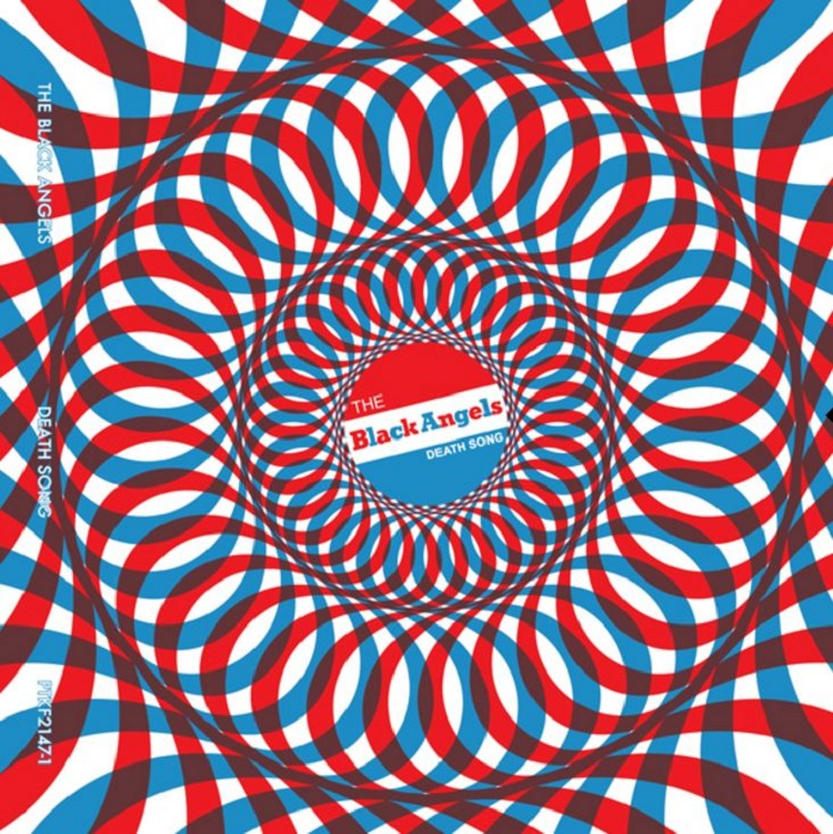 """First listen to new album """"Death Song"""" by The BlackAngels"""