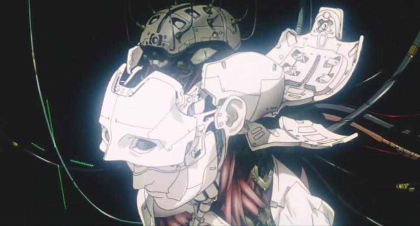 Making of a Cyborg – Kenji Kawai – Ghost in theshell