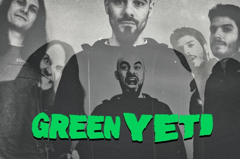 Goddamn Yes, it's GreenYeti