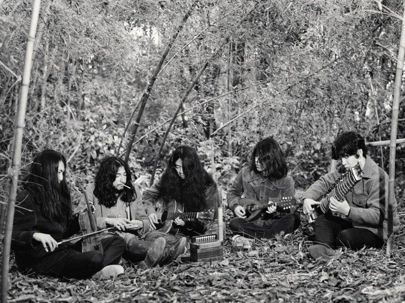 Japanese Psych Rockers Kikagaku Moyo release StoneGarden