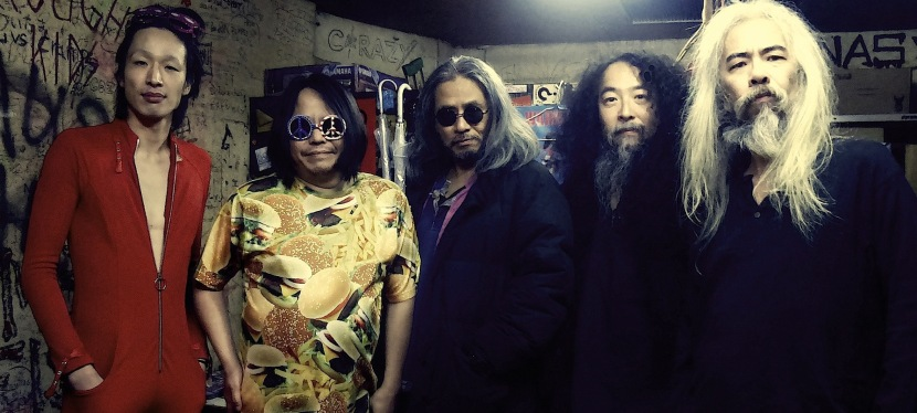 Psych Masters Acid Mothers Temple & The Melting Paraiso U.F.O. release newtrack