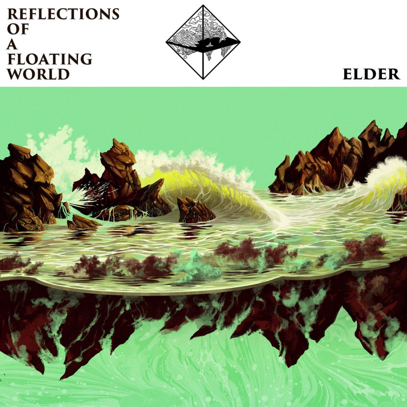 Reflections of a Floating World by Elder out June 2