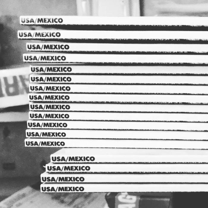 First track by USA/MEXICO from debut album Laredo