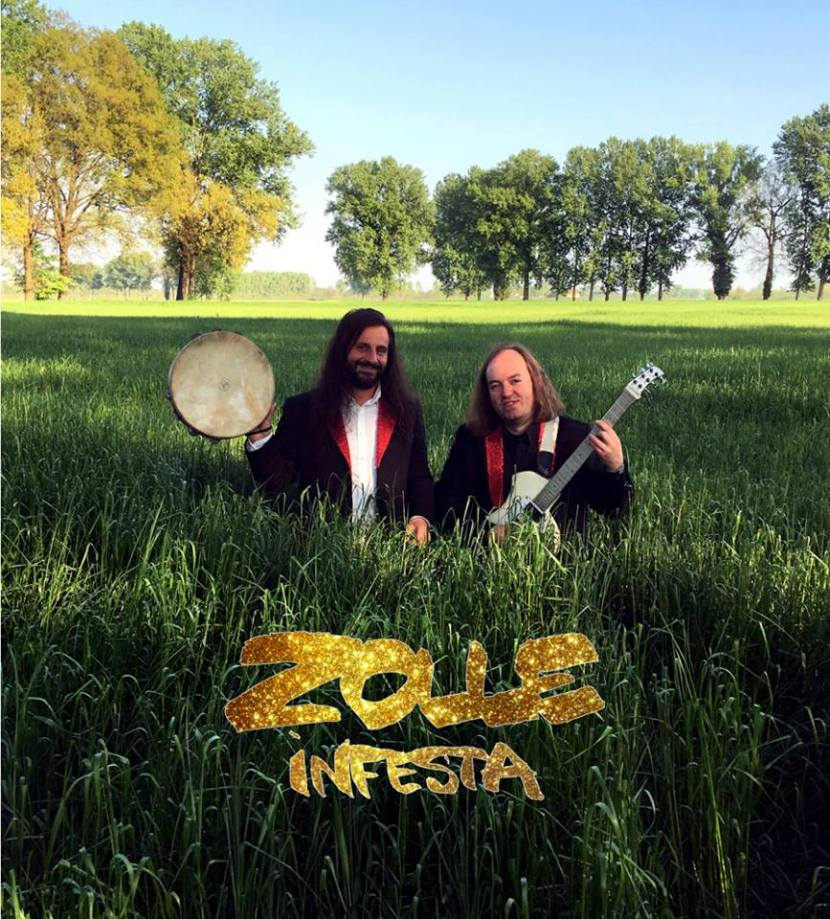 Italian heavy riffing with ZOLLE