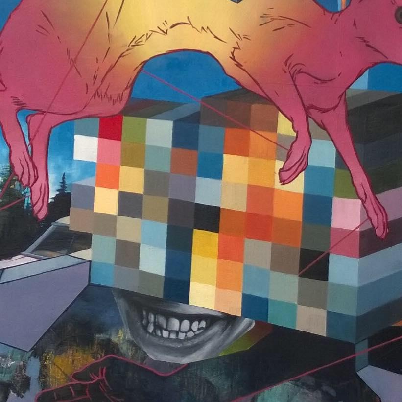 Doom Side of The Moon covers PinkFloyd
