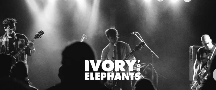 Belgian Band Ivory for Elephants release Call of the Void