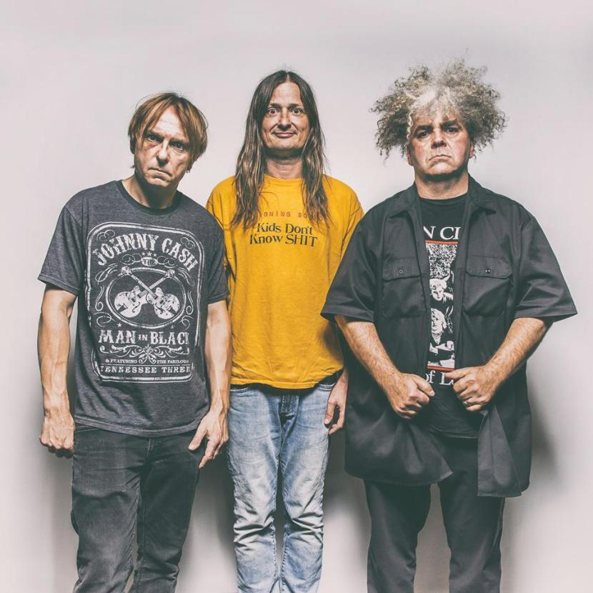 A Walk With Love & Death By Melvins
