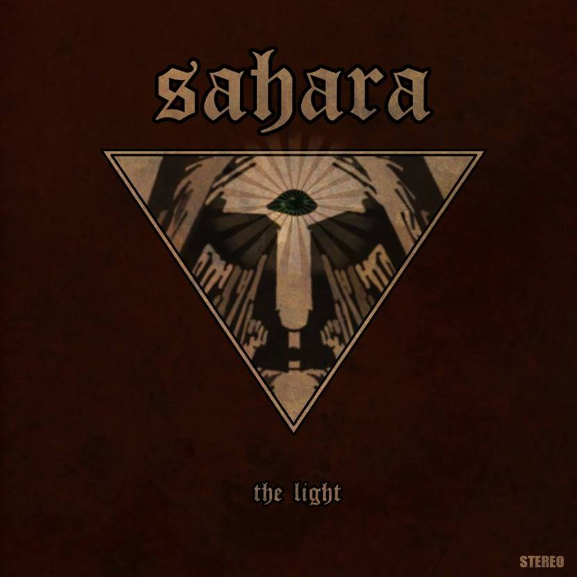 Heavy Doom SAHARA release The Light