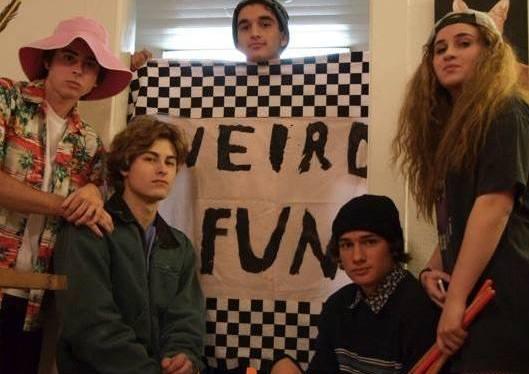 Weird Fun releases wildalbum