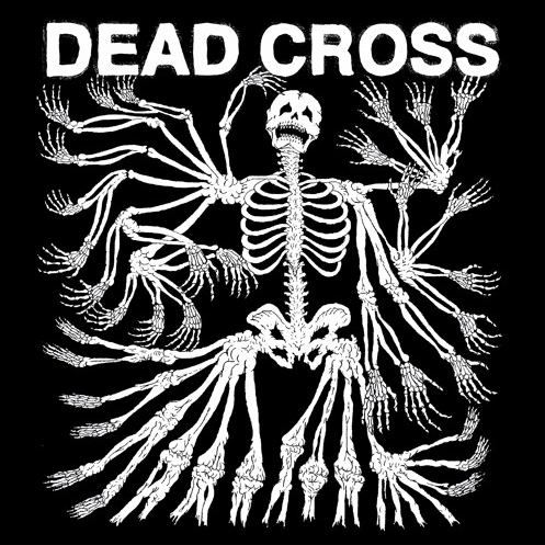 Another wild Dead Cross track from the newalbum