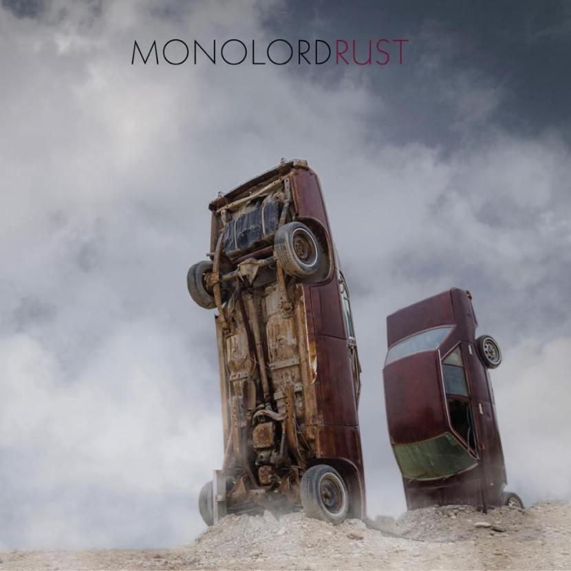 "Monolord's first track ""rust"""