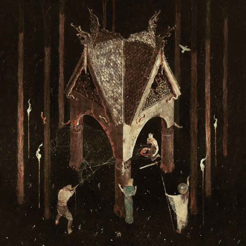 Wolves in the Throne room release Born From The Serpent'sEye