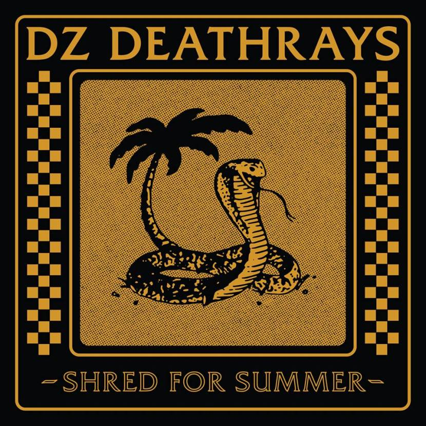 Blasting new tunes from DZ Deathrays