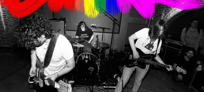 Charlie and the Lesbians release The LostBoys