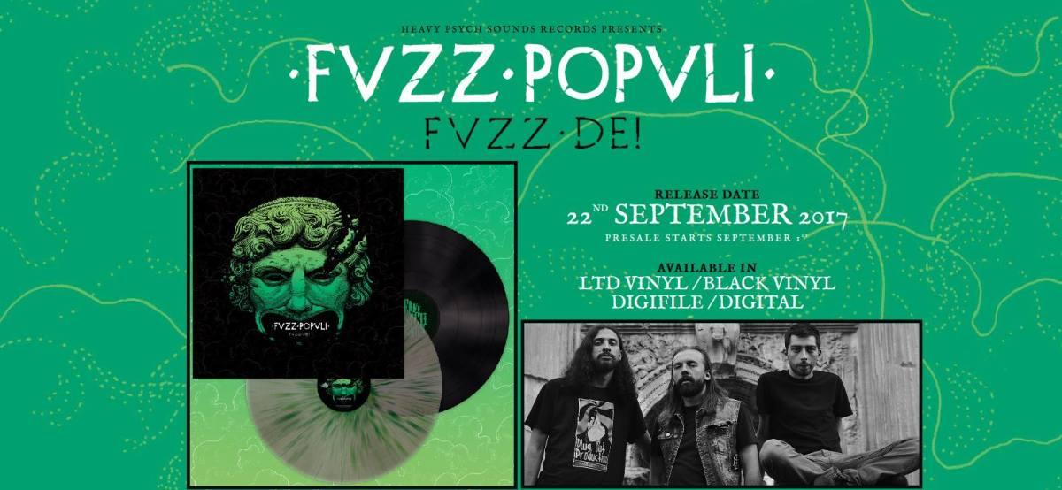 Dirty Psych/Stoner FVZZ POPVLI