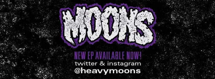 Fuzzy heavy RockersMOONS
