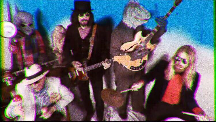 Psychedelic supergroup The SerpentPower