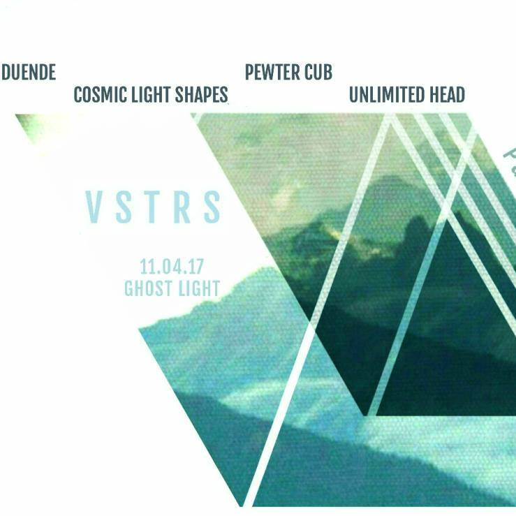 Detroit psych-rock VSTRS video premiere