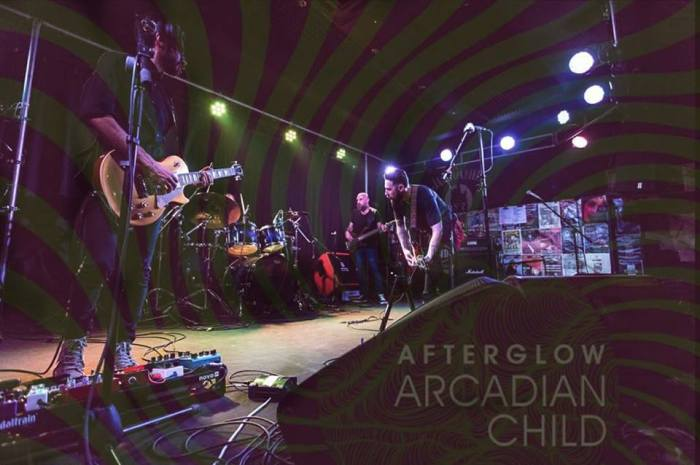 Psychedelic rockers Arcadian Child