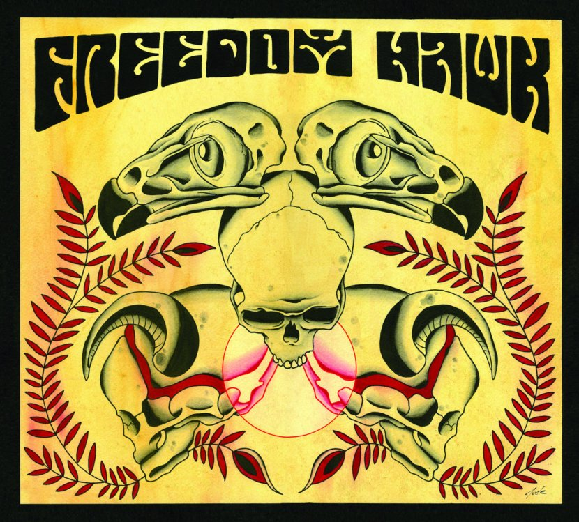 Heavy rockers FreedomHawk