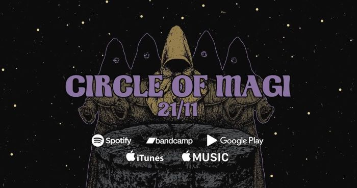 Belgian stoners Grotto release Circle of Magi
