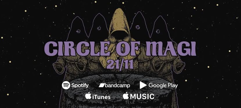 Belgian stoners Grotto release Circle ofMagi