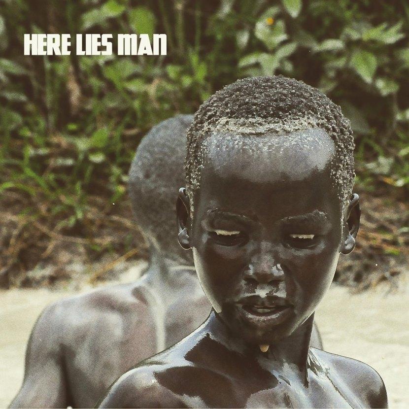 Here Lies Man covers FelaKuti