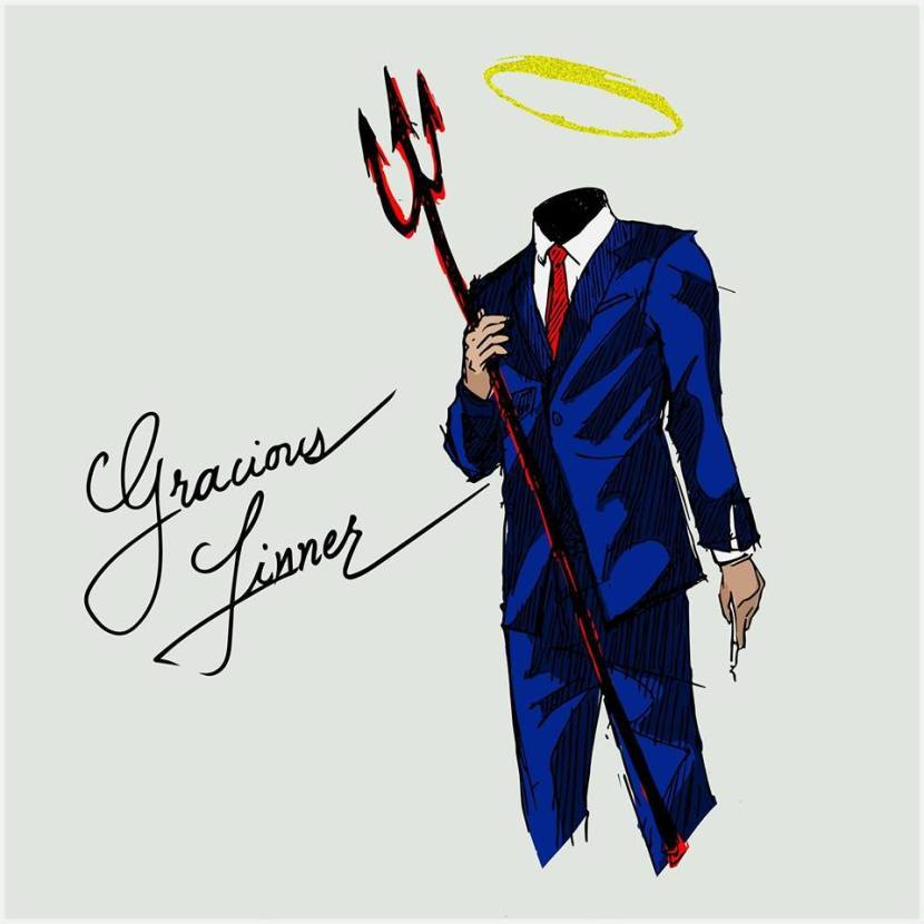 Gracious Sinner are some dudes who makerock
